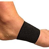 Senkfußeinlage für Plantarfasziitis | 1 PAAR | Antibakterielle Fußbandage mit Kupferfasern - Ideal für Senkfüße... preisvergleich bei billige-tabletten.eu