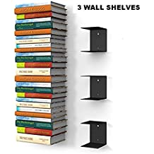 Indian Decor Invisible Shelves - (Black)
