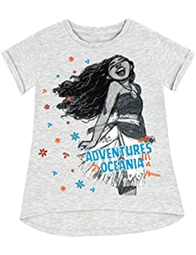 Disney Moana - Camiseta para niñas - Vaiana
