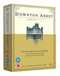 Downton Abbey Series 1-3 & Christmas At Downton Abbey [11 DVDs] [UK Import]