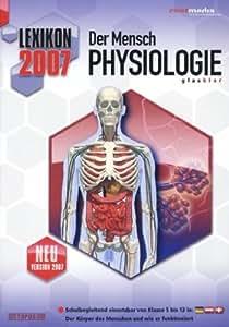 Glasklar Lexikon 2007 - Der Mensch: Physiologie