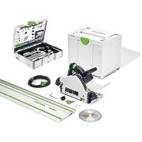 Scie plongeante TS 55 REBQ Plus FS - Ensemble d'accessoiress - 561580 - Rail de guidage FS SYS/2 - Festool
