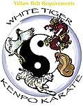 White Tiger Kenpo Yellow Belt [OV]