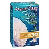AquaClear Carga de Carbon 30, Eliminador de Amonio