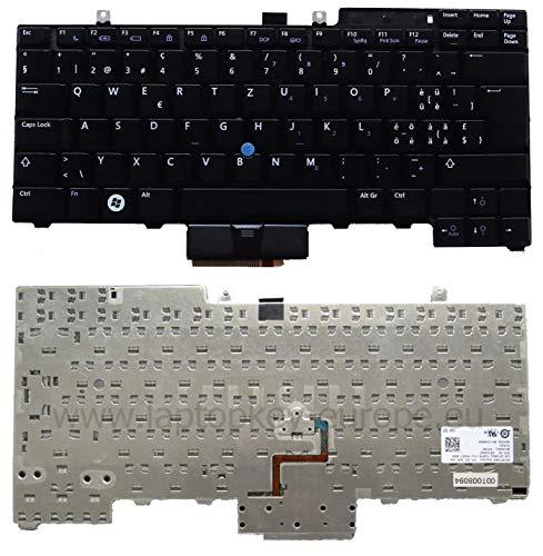 Laptoptaste_de OEM Original Schweiz Tastatur Dell Latitude E5400 E5410 E5500 E5510 E6400 E6410 E6500 E6510 Precision M2400 M4200 M4400+ Service-Werkzeugsatz