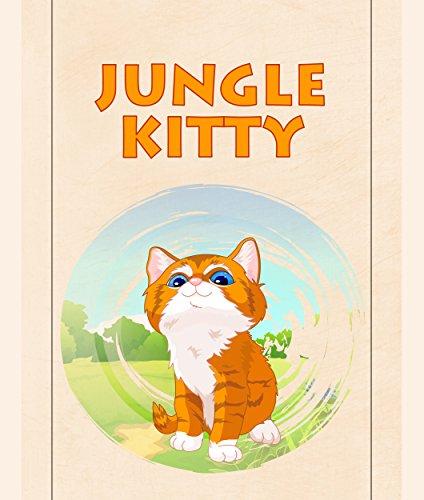 Jungle Kitty (English Edition) (Leopard Kitty)