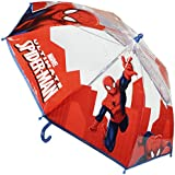 Paraguas manual POE transparente 42cm de Spiderman