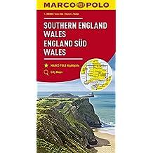 Angleterre du Sud, Pays de Galles 1 : 300 000