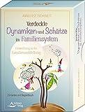 Verdeckte Dynamiken und Schätze im Familiensystem: Einweihung in die Familienaufstellung - 35 Karten mit Begleitbuch - Anneliese Tschenett