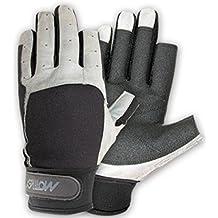 d5cecc11a0d5d Sailing gloves back side Neoprene 2 short fingers Size M