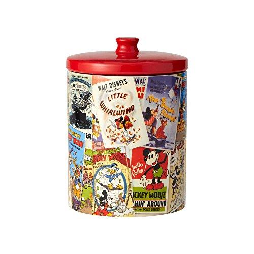 ENESCO Cookie Jar, Keramik, Multicolor, 23,5cm Keramik Cookie Jar