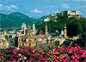 Ravensburger Salzburg 1000 piece jigsaw puzzle