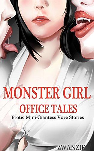 Monster Girl Office Erotic Mini Giantess Vore Stories By K Zwanzik