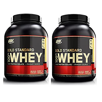 Optimum nutrition gold standard from Optimum Nutrition