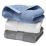 TenMotion Toallas de Mano, Juego de Toallas, 100% algodón para baño,...