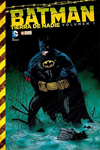 Batman: Tierra de nadie vol. 1: Batman: Tierra de nadie 1: 5