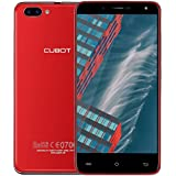 "Cubot Rainbow 2 3G Smartphone MTK6580A Quad-Core 1.3GHz 1GB RAM 16GB ROM Android 7.0 OS 5.0"" IPS HD 1280 * 720px 13.0MP + 2.0MP Dual Caméra à l`arrière 5.0MP à l`avant GPS OTG HOTKNOT WiFi"
