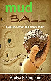 Mud Ball: How I dug myself out of the daily grind. by [Bingham, Atulya K.]