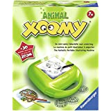 Ravensburger Animals Xoomy Niño/niña - Juegos educativos (Verde, Niño/niña, 7 año(s), 200 mm, 80 mm, 240 mm)
