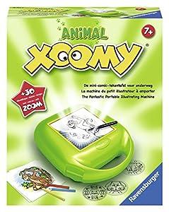 Ravensburger Animals Xoomy Niño/niña juguete para el aprendizaje - juguetes para el aprendizaje (200 mm, 80 mm, 240 mm, Rotulador)