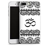 DeinDesign Apple iPhone 8 Plus Coque Étui Housse Om Henna Style