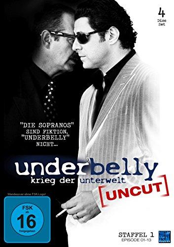 Underbelly - Krieg der Unterwelt - Staffel 1 [4 ()