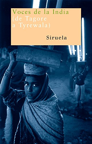 Voces de la India/ Voices of India Cover Image