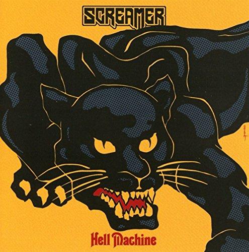 Screamer: Hell Machine (Audio CD)