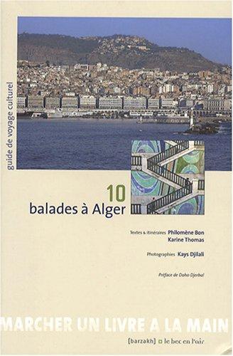 Descargar Libro 10 balades à Alger de Philomène Bon