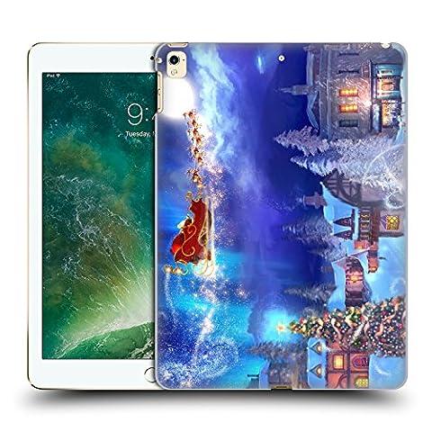 Offizielle Joel Christopher Payne Weihnachtswunsch Urlaubszeit Ruckseite Hülle für Apple iPad Pro 12.9 (2016/17)