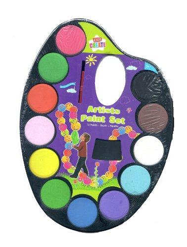 ts und Crafts Paint Farben, Kunststoff, Farbe ()