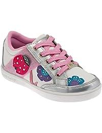 LELLI KELLY LK6120 bianco scarpe bambina luci california calzata rapida 8b79f29d41b