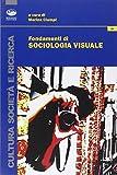 libro Fondamenti di sociologia visuale