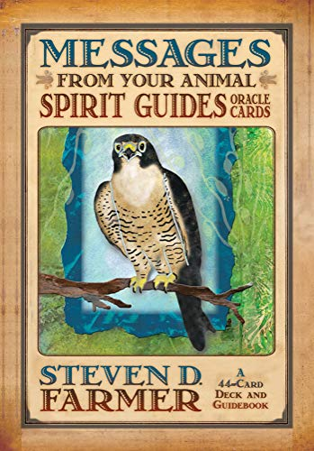 Messages From Your Animal Spirit Guides Cards (Oracle Cards) por Steven Farmer PhD