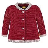 Steiff Baby-Mädchen Strickjacke 1/1 Arm, Rot (Jester Red|Red 2120), 74
