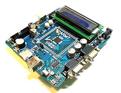 LPC2148 ARM 7 NXP Development Board.