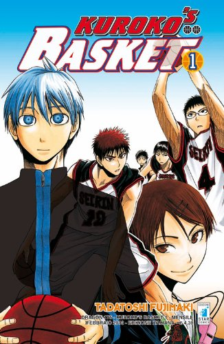 Kuroko's basket: 1