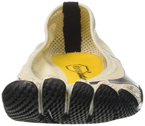 Sapatos Preto De Cinza Multicolorida Hall Senhoras creme Cinco Dedo Entrada p8zqESzIw