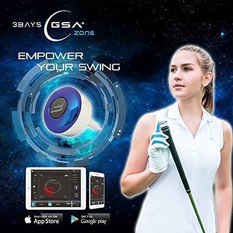 3Bays GSA-Zone Golf Swing