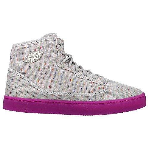 Nike , Baskets pour femme - GREY-PURPLE