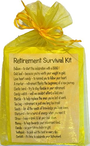 RETIREMENT SURVIVAL KIT Test