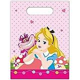 Alice in Wonderlands - 6 bolsas de fiesta