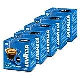 Lavazza Dek (Decaffeinated) Cremoso Modo Mio 16 Coffee Capsules (Pack of 5)
