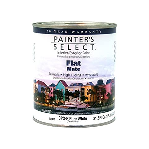 TRUE VALUE MFG COMPANY - PS QT Pastel FLT Paint