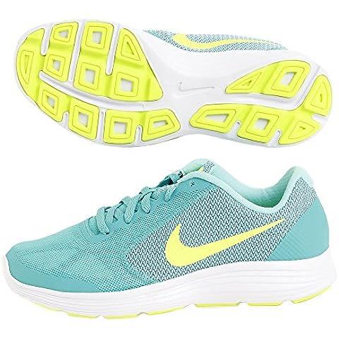 Nike Revolution 3 (Gs), Zapatillas de Running para Mujer