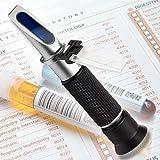 OCS.tec Rifrattometro veterinario animal medicina veterinaria practica laboratorio urina densità siero proteina sangue R05-FBA