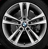 Original BMW Alufelge 3er GT F34 Doppelspeiche 397 Glanzgedreht in 18 Zoll