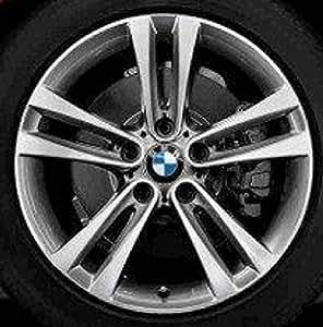 "BMW jante en aluminium 3 gT f34 doppelspeiche 397 glanzgedreht de 18 """