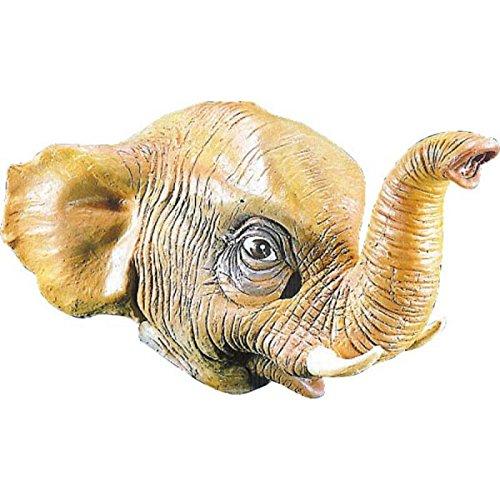 Carnival Toys Máscara de Látex Elefante - Un tamaño