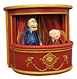 Muppets The JAN168645 Select Series 2 Statler and Waldorfd Action Figure
